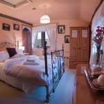 Double bedroom at Causeway House B&B